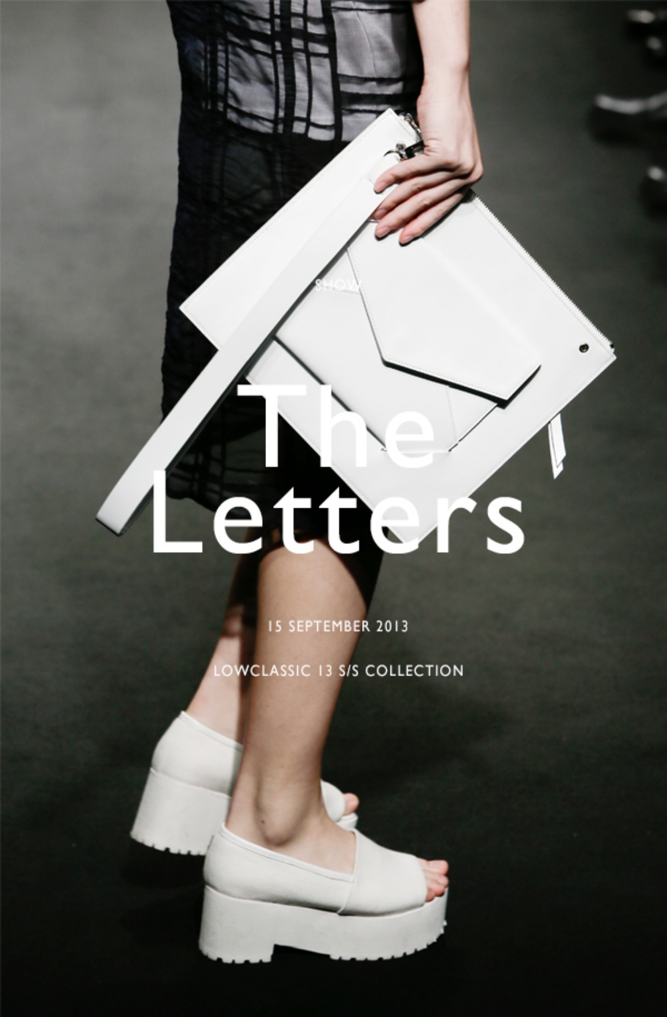 LOW CLASSIC 13 S/S Collection 'The Letters'