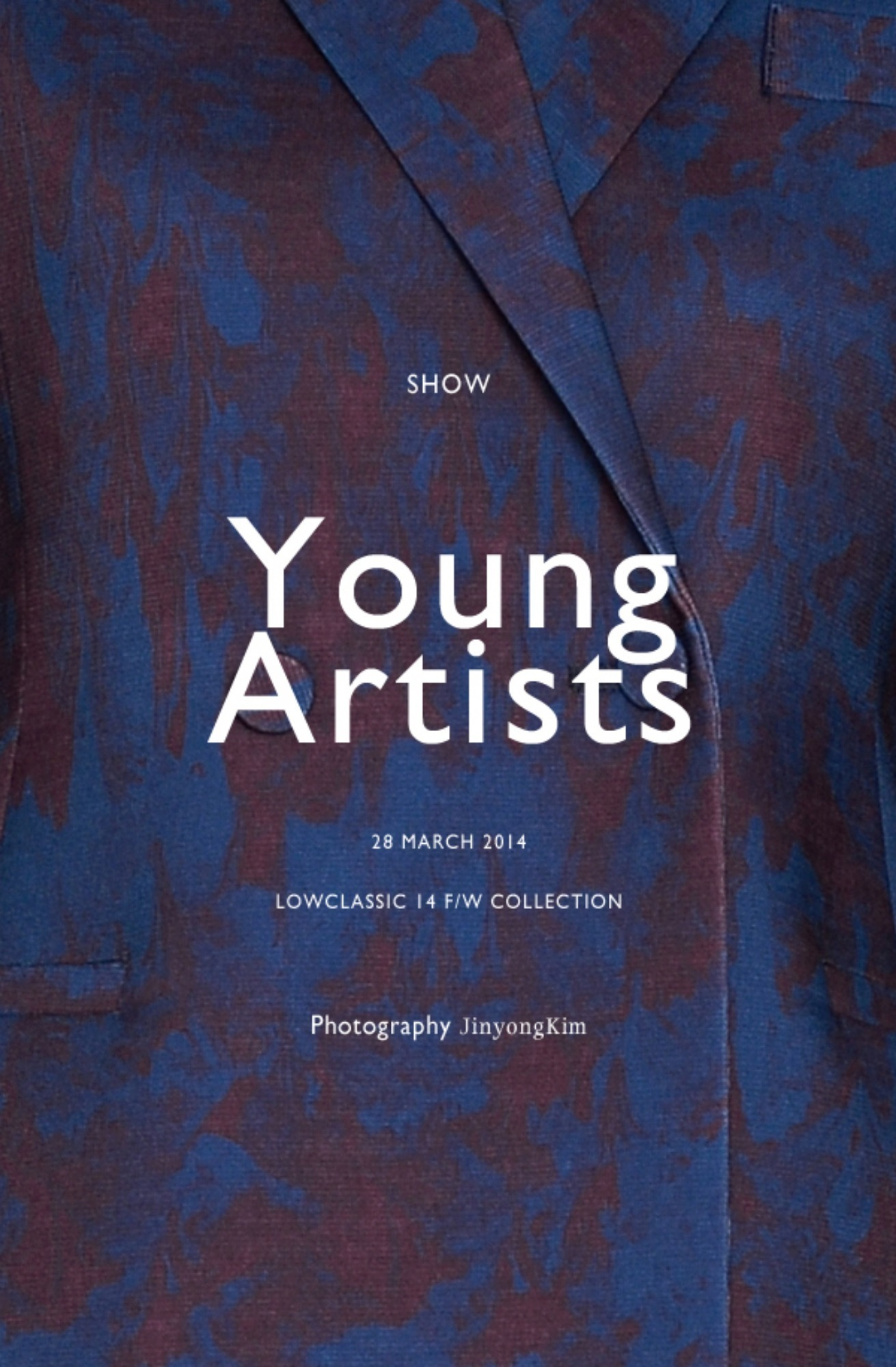 14FW Collection LOW CLASSIC 'Young Artists'