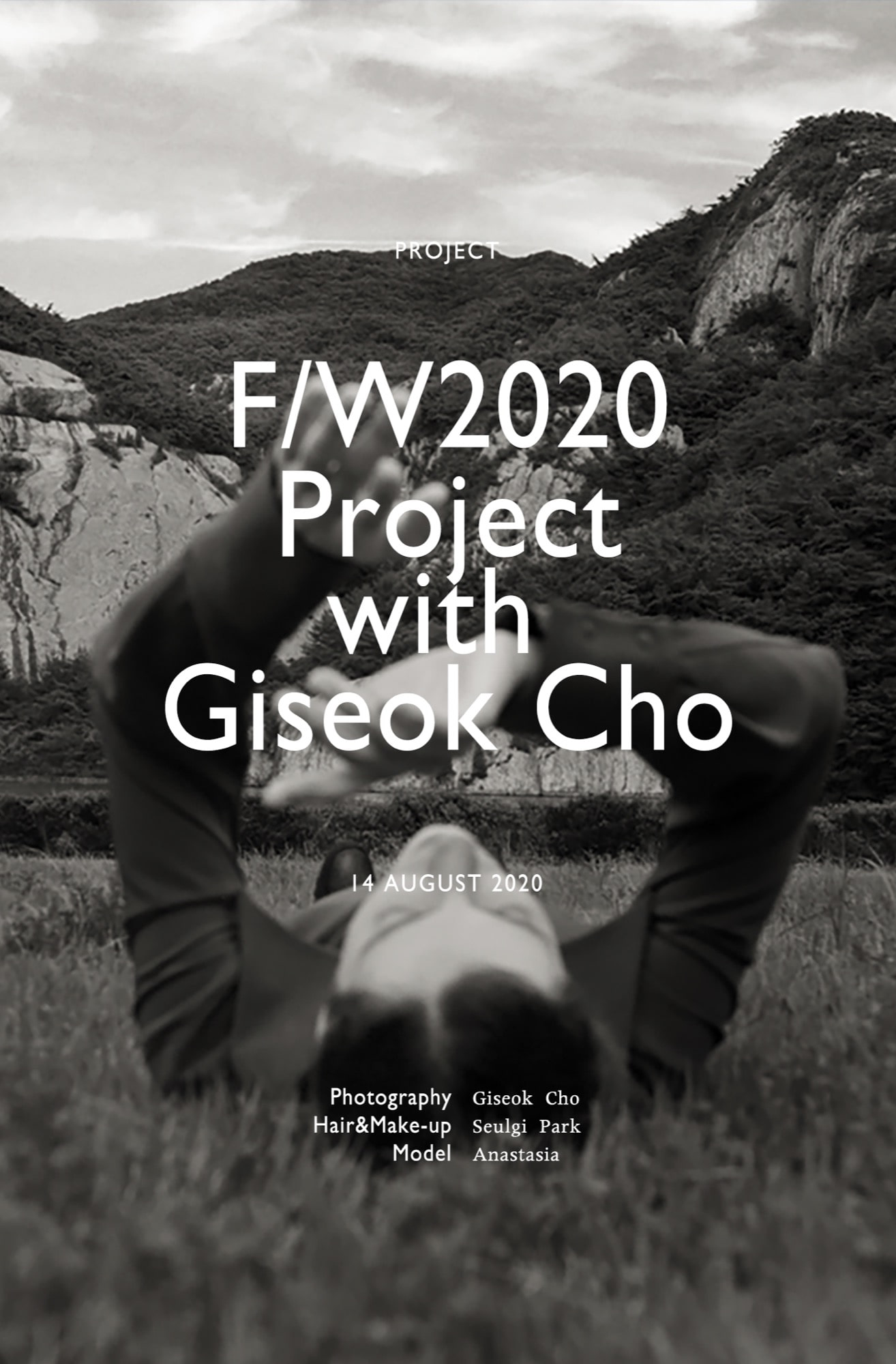 F/W 2020 Project with Giseok Cho